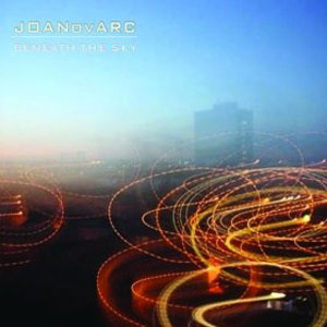 300 joanovarc beneath the sky 1 Music Review of Beneath the Sky EP by JOANovARC from the U.K.