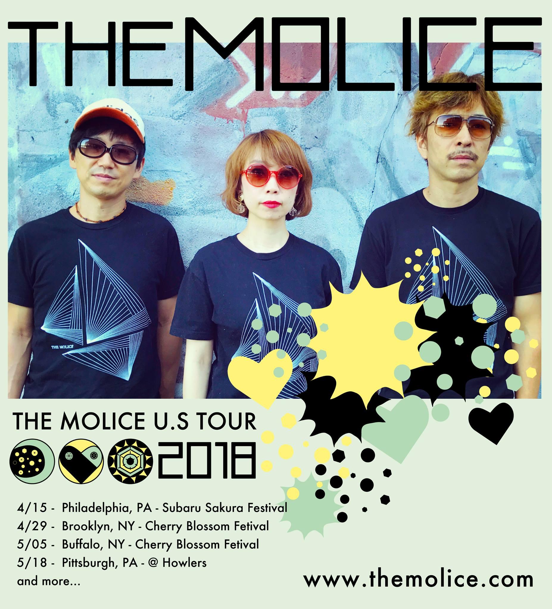 molice tour 2018