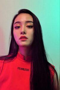 Ayaka Ohira profile photo works with Emi Satellite