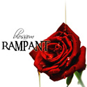 album cover for Blossom by Rampant, a Female fronted Japanese band