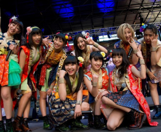 Cheeky Parade from Japan